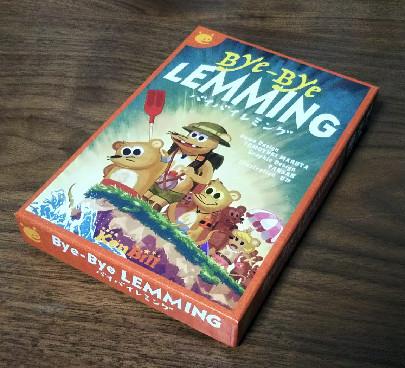 Bye-Bye LEMMING(バイバイレミング) レビュー